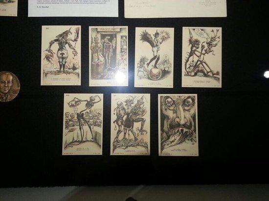 Pinacoteca Civica Alberto Martini: Disegni
