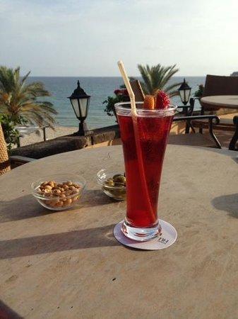 Hostal Villa Ampurdan: cocktails galore!