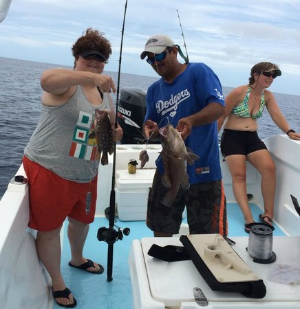Quepos Fish Adventure Private Day Charters: several