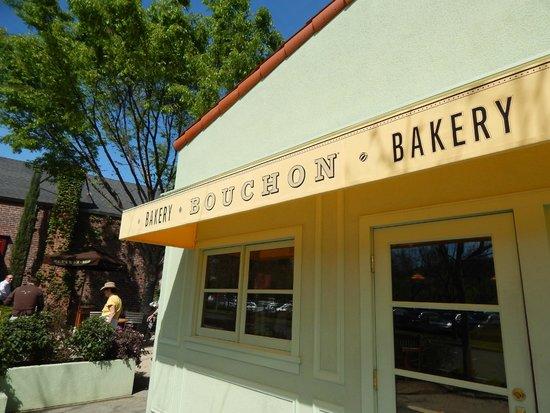 Bouchon Bakery: Beautiful little Yountville hot-spot