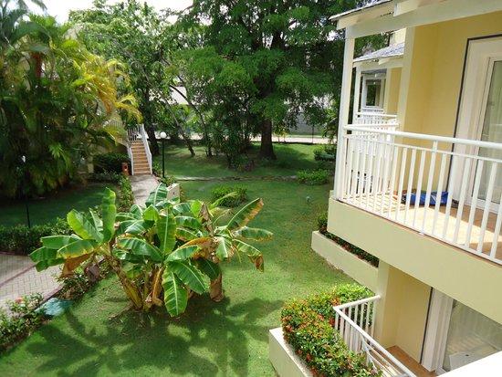 Grand Bahia Principe El Portillo: Villa 14, room 14202, 2nd floor, 2story building