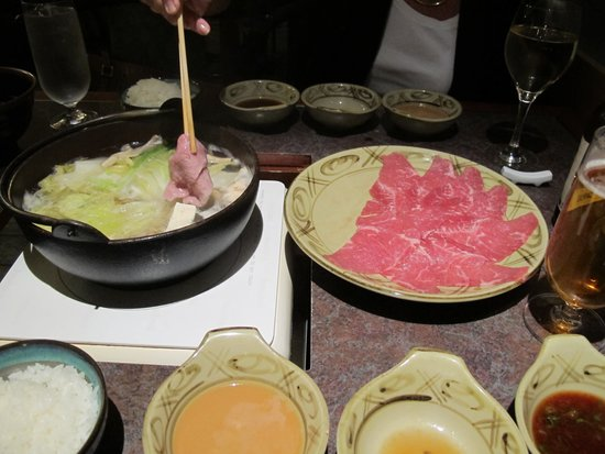 Samurai Sushi Bar and Restaurant: You are the Cook!