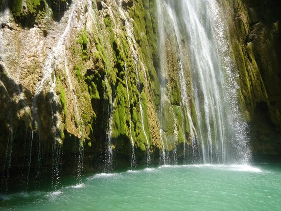 Grand Bahia Principe El Portillo: El Limon waterfall 15 mins from Resort