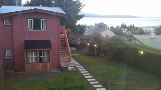 La Barraca Suites: Vista desde la habitacion