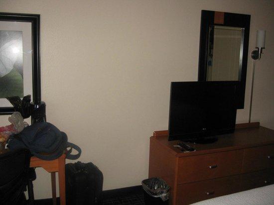 Fairfield Inn & Suites Minneapolis-St. Paul Airport: Room