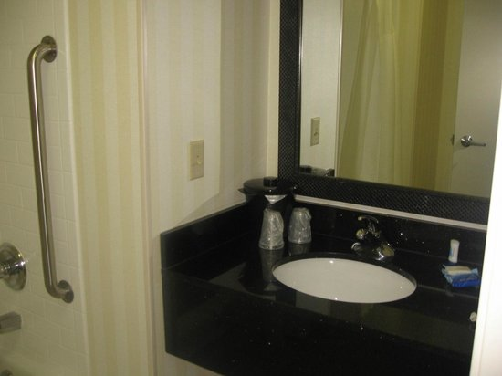 Fairfield Inn & Suites Minneapolis-St. Paul Airport: Sink area