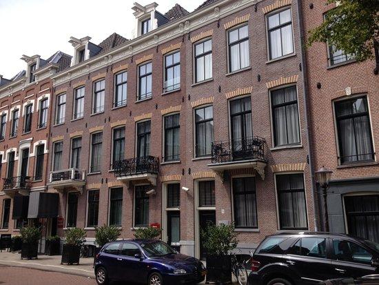 Hotel Vondel: Outside the hotel