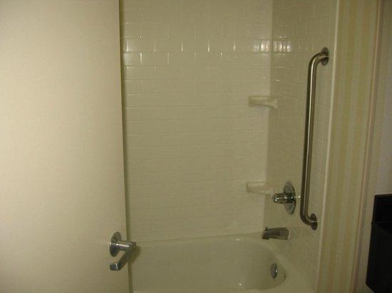 Fairfield Inn & Suites Minneapolis-St. Paul Airport: Shower
