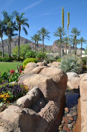 JW Marriott Scottsdale Camelback Inn Resort & Spa: Außenbereich
