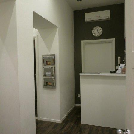 Priuli Luxury Rooms: Recepción.