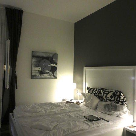Priuli Luxury Rooms: Habitación.