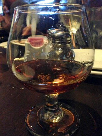 Wildfire: Hennessy Fine de Cognac