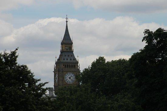SANDEMANs NEW Europe - London: Torre del Reloj, mal llamada Big Ben