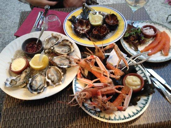 Le Tout du Cru : Sea Food Paradise