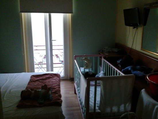 Hotel Diethnes : double room