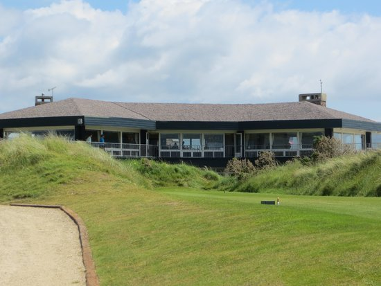 Waterville Golf Links : Club house
