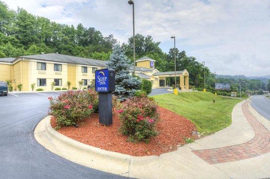 Sleep Inn Bryson City - Cherokee Area: Entrances