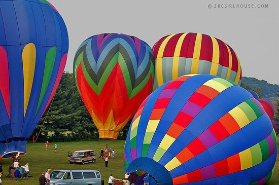 Madison, OH: Hot air balloons