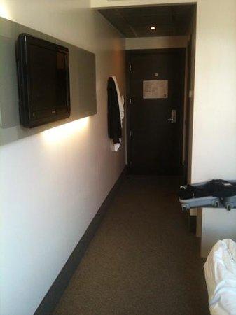 B&B Hotel Firenze City Center: ingresso