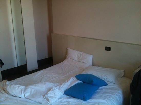 B&B Hotel Firenze City Center: letto