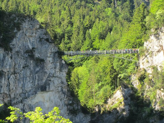 Marienbrücke: Bridge