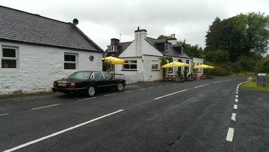 House O'Hill Hotel: Curlywee Cottage and House o Hill Hotel