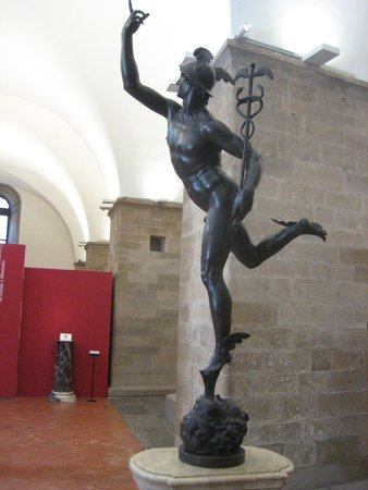 Museo Nazionale del Bargello: Mercury at the Bargello