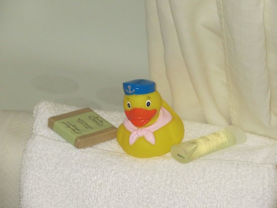Super 8 Salina/Scenic Hills Area: Rubber ducky, anyone?
