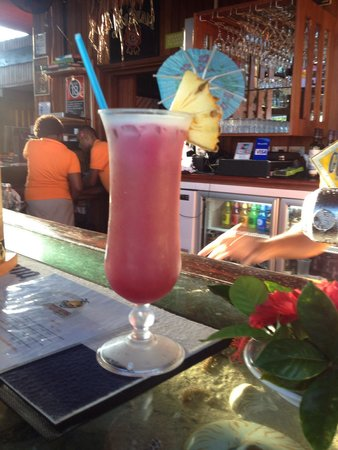 Uprising Beach Resort: Magnificent MaiTai:) *pay attention to price I later realized it was $22 but at least in Fijian