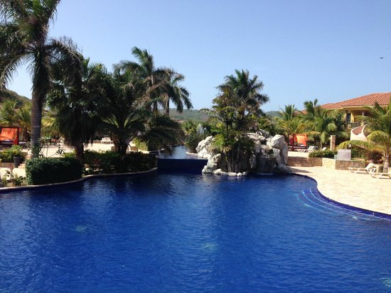 Parrot Tree Beach Resort: Huge pool