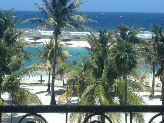 Parrot Tree Beach Resort: View from room 909