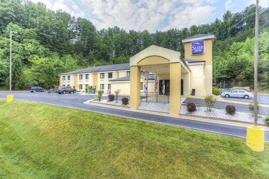 Sleep Inn Bryson City - Cherokee Area: Exeterior