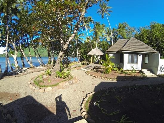 Lalati Resort & Spa: view from the honeymoon suite