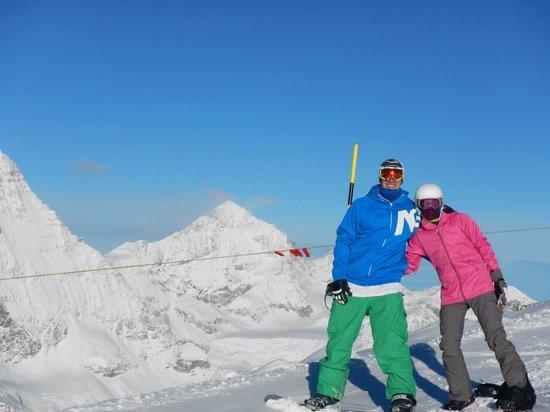 Matterhorn Focus - Design Hotel : Riding the Swiss Alps