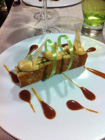 Côté Saveurs : Le dessert à la pomme verte...!!!
