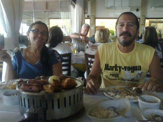 Farofa D'água : Comida Deliciosa para saborear com a pessoa amada