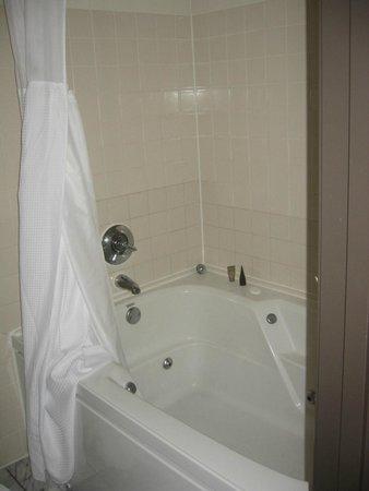 Ayres Hotel & Suites in Costa Mesa - Newport Beach: Bathtub