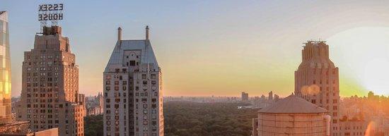 Parker New York : Sunrise over Central Park
