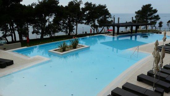 Hotel Laguna Parentium: Piscina