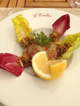 L'Ecailler : Mixture of Raw Fish