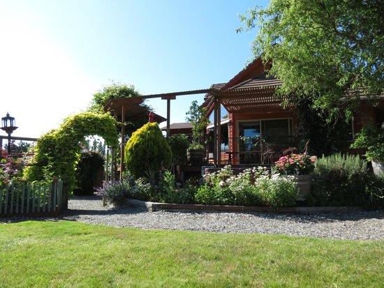 Farmhouse Bed & Breakfast : the house