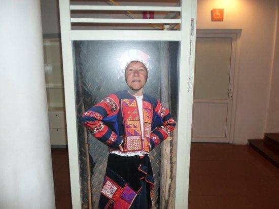 Museo de Etnología de Vietnam: Womans Cultural Costume