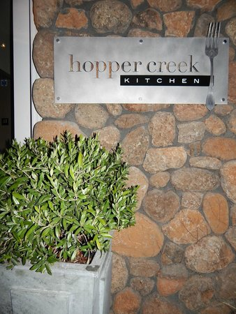 Hopper Creek Kitchen at Hotel Yountville