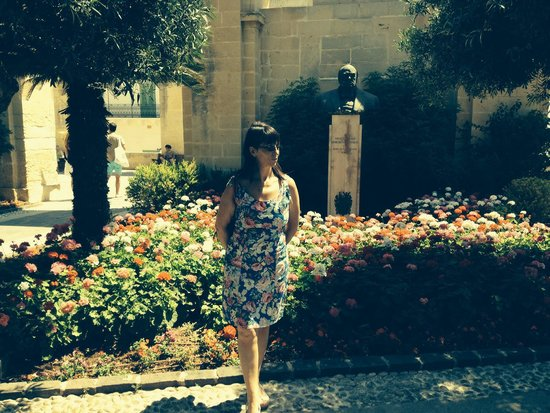 San Anton Gardens: Take in the Beauty