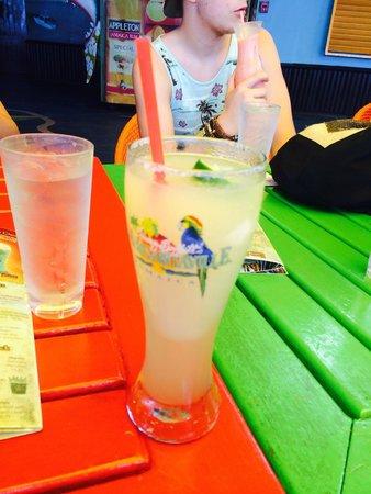 Jimmy Buffett's Margaritaville Ocho Rios: Drinks at Margaritaville
