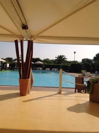 Valle di Mare Country Resort : lounge bar