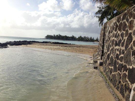 Ocean Beauty: access to the beach