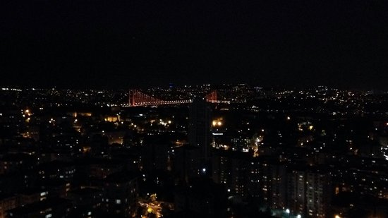 Boutique Saint Sophia Hotel: Istambul night