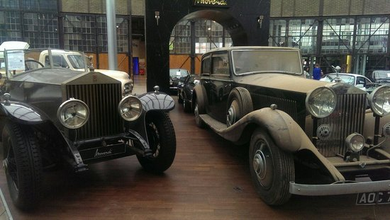 Classic Remise Dusseldorf: Dusty one