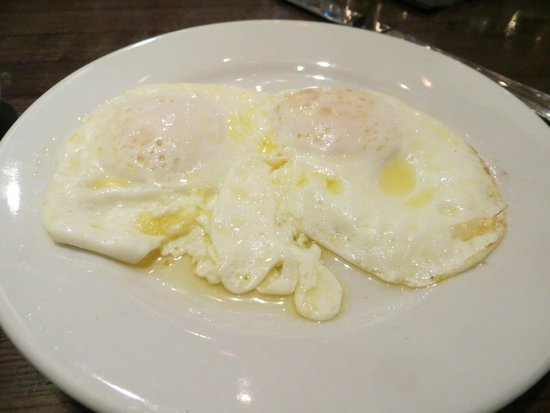 Jack Allen's Kitchen: eggs made to order during brunch
